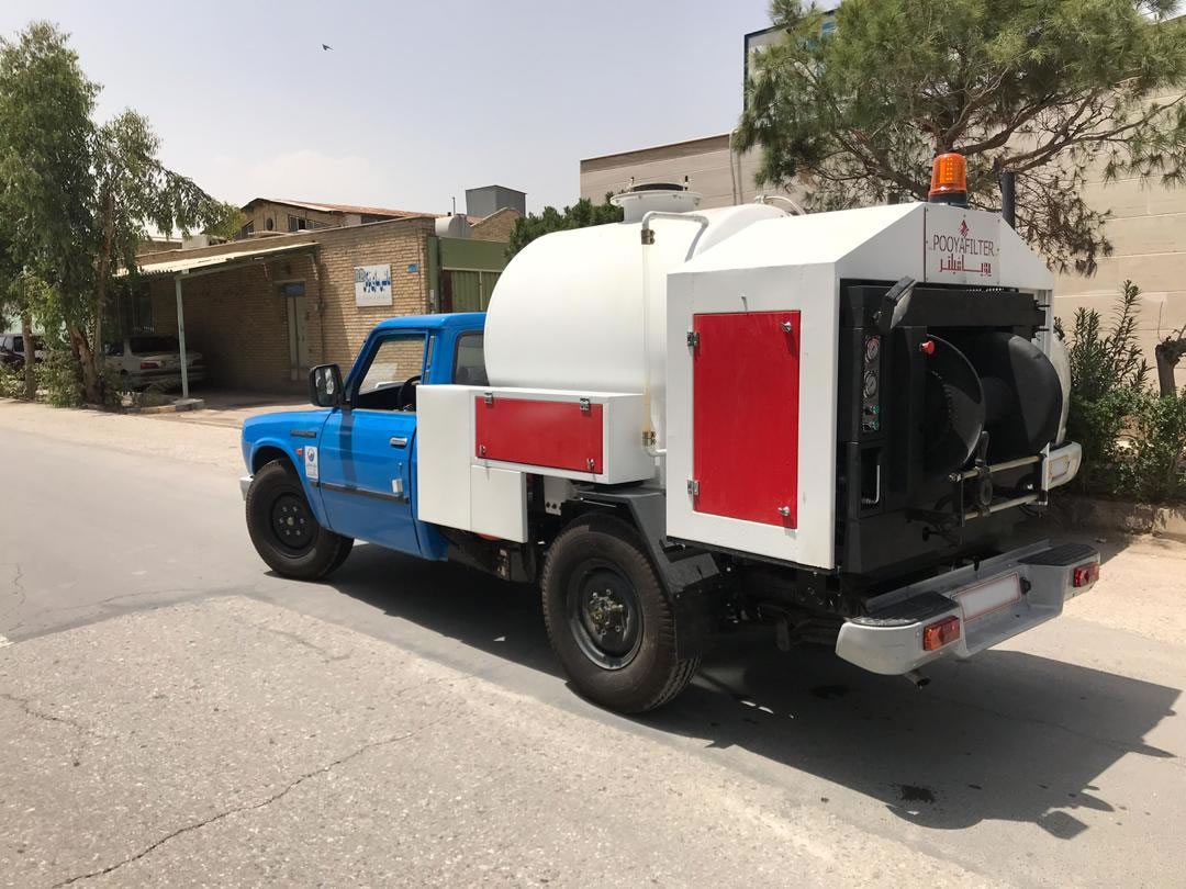 Small Sewer Cleaning Jetter