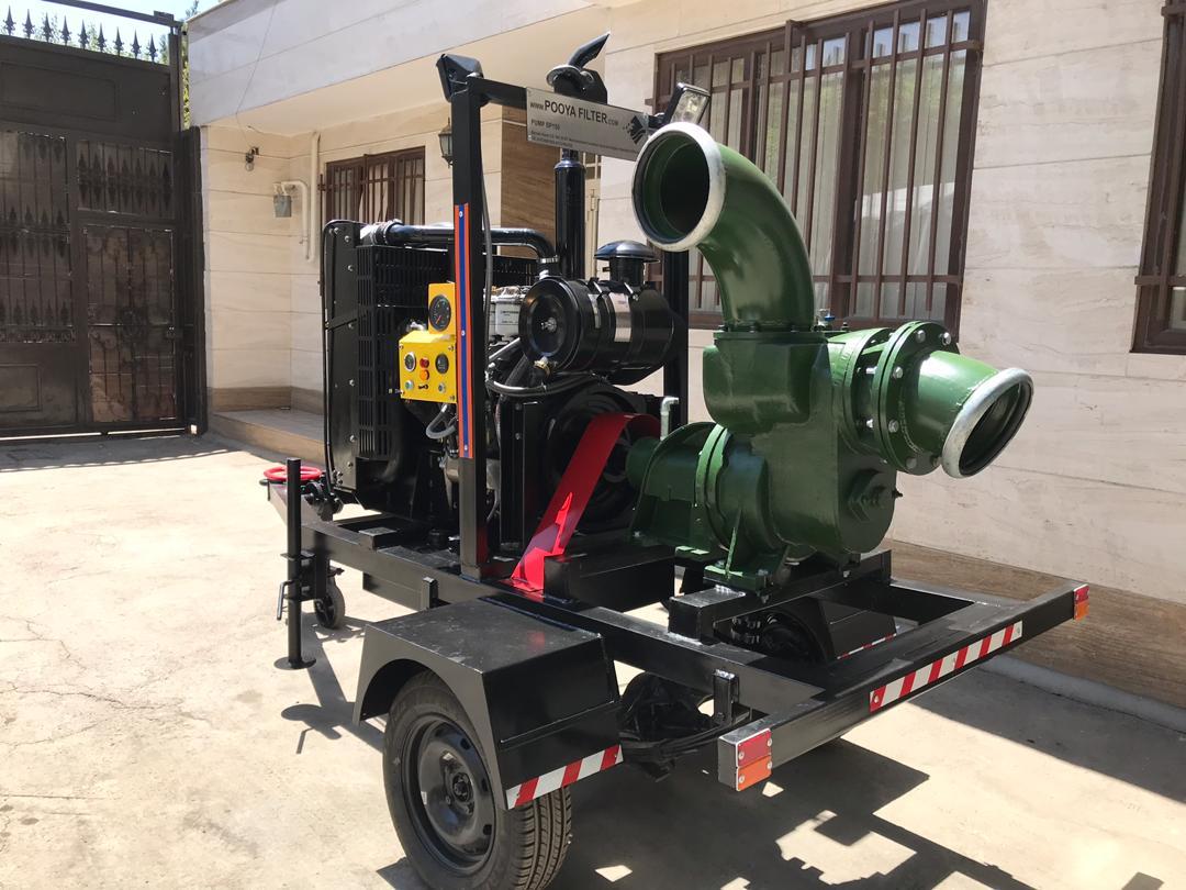 Semi automatic sludge pump