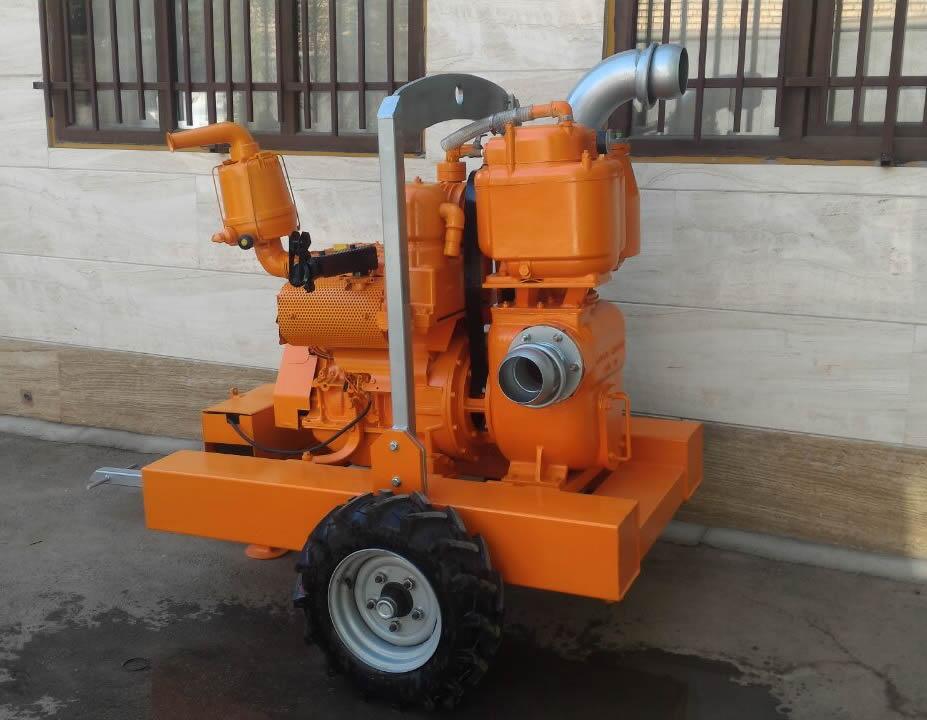 Full automatic vacuum assist sludge pump