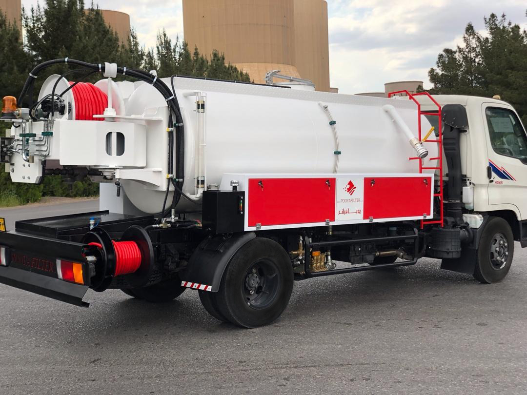 Medium Sewer Cleaning Jetter